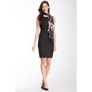NWOT Ted Baker London Yaffad Wool Blend Dress